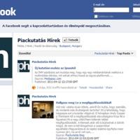 Már jönnek a piackutatás hírek a Facebookon is