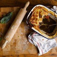 A jó pie tészta