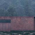 Vendégház az ukrán hegyek mélyén