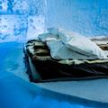 A fenntartható Icehotel már egész évben várja vendégeit.