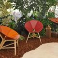 Az összehajtható Louis Vuitton szék