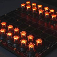 Steampunk sakk készlet