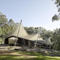 Tent House, nyitottság Ausztráliában