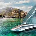 Kathreen, elektromos vitorlás jacht koncepció
