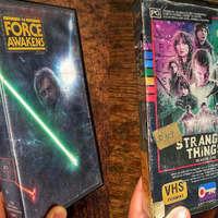 Ilyenek lennének a mai filmek VHS borítói