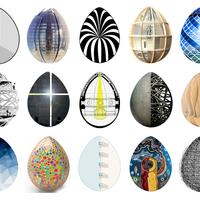 Húsvéti tojások az építészet szerelmeseinek