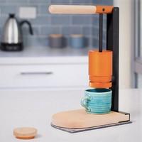 Manuálisan működő eszpresszógép