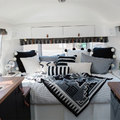 BONNIE, apró otthon egyrégi Airstream-ből