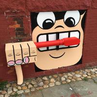 Tom Bob street art alkotásai