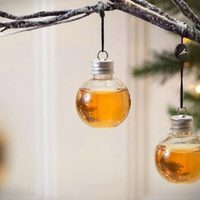 Whisky karácsonyfadísz
