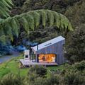 Modern otthon Új-Zélandon