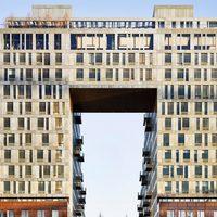 New York-i cukorgyárból modern lakóház