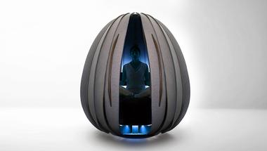 Open Vessel, meditációs tér