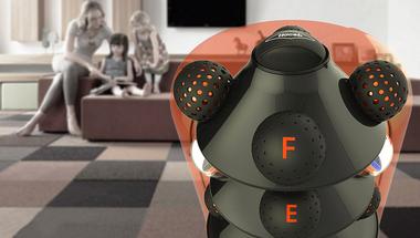 Papaya, az interaktív porszívó
