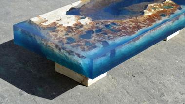 LA TABLE, óceán a nappaliban