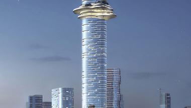 Empire City, Vietnam új felhőkarcolójának tervei