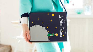 Könyv formájú táskák