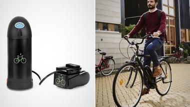 Eazy Bike, elektromos kerékpár gyorsan és olcsón