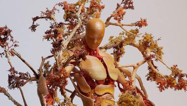 Évszakok - Garret Kane szobrai