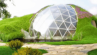 Sokoldalú geodéziai kupola
