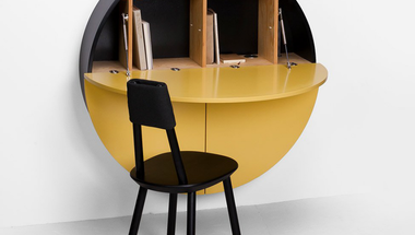 Pill Desk: a munkafelületek gyöngyszeme