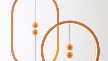 Egyensúly lámpa
