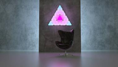 Aurora-moduláris fali lámpa