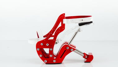 Connector: amikor egy építész cipőt tervez