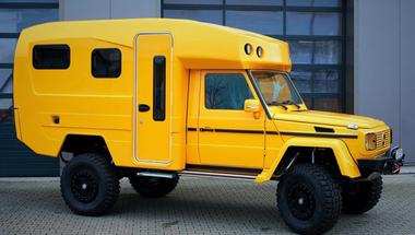 """""""Lennson 3C"""", kényelmes expedíciós jármű"""