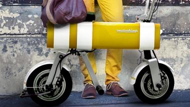 motochimp, gyors, takarékos és vidám városi közlekedés