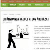 Rasszista magyarok Kárpátalján