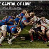 Rugby Világbaknokság: csókoljátok meg egymást!
