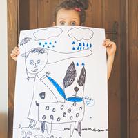 Igy rajzol majdnemötésfélévesen