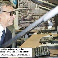 Orbán: pályám legnagyobb intellektuális kihívása előtt állok