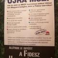 Kampányszlogent lopott a Fidesz az MSZP-től