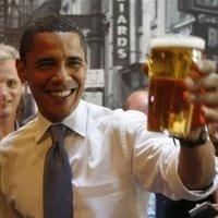 Obama túl sokat szív és iszik