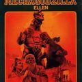 Godzilla a Mechagodzilla ellen filmplakát (1989)