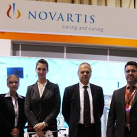 A Novartis cégcsoport a Swiss Business Day-en