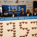 191 milliót hozott 2012 legsikeresebb jótékonysági adománygyűjtő kampánya