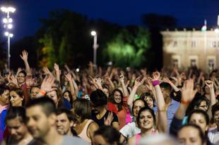 20 ezren sportoltak idén a Mozgás Éjszakáján
