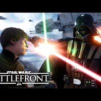 A Star Wars: Battlefront trailertől leszopjuk a saját lézerkardunkat instant