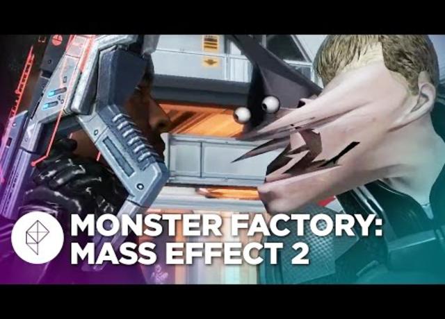Monster Factory: sose volt még ilyen jó a Mass Effect