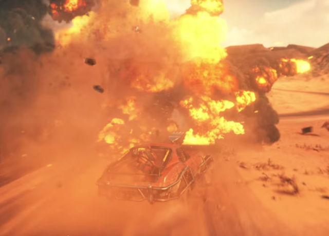Ilyen lesz a hamarosan érkező Mad Max játék
