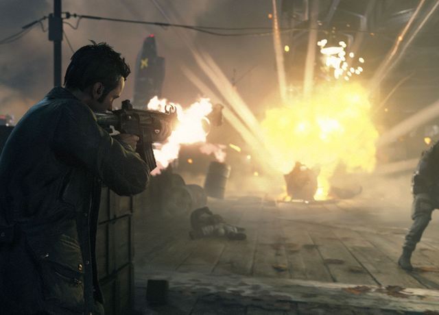 A Quantum Break gameplay trailere letépi az arcunkat