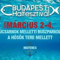 Már a horgunk végén a VI. Budapesti Halfesztivál!