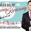 Karácsonyi nagykoncertet ad Gájer Bálint