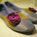 Benti cipő, új bentre...