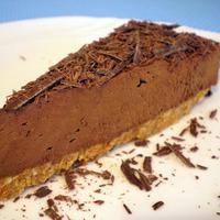 Csokimousse torta