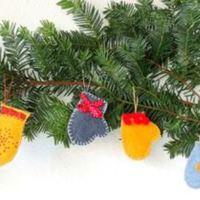 Kreatív karácsonyfadísz-ötletek