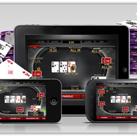 Online póker okostelefonra